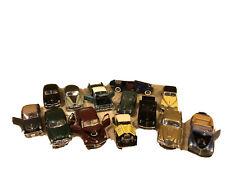 15 Franklin Mint Cars