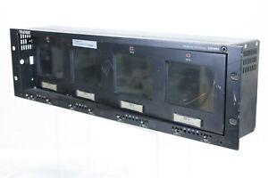 Teletest LCD Monitor Rack 4x4 OZR4400