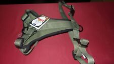 """New ListingKong Max Padded Dog Harness 24""""-34"""" X-Large Green Ultra Durable Metal Clasps~New"""