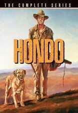 HONDO : SERIE COMPLETA (4 DISCOS 1967) - RALPH TAEGER,NOAH BEERY Jr. GARY CLARKE