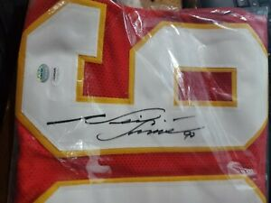 Neil Smith signed KC Chiefs Jersey JSA Authentic #90 Still in Plastic!