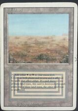 Scrubland Magic the Gathering Revised Dual Land Eng Poor