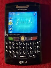 BlackBerry 8830  World Edition; Alltel: used.
