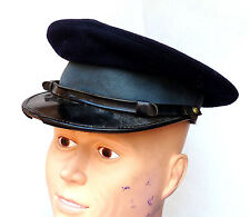 Casquette CRS. Police Nationale. Ancienne