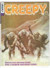 CREEPY #15 (6/67)--VF / N. Adams, Gil Kane, Orlando, Ditko-art; Frazetta cover^