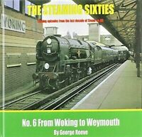THE STEAMING SIXTIES - 6 NEW Railway Book POST FREE RRP £11.95