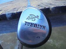 Natural Golf 13-3 Fairway Wood Club Right Hand Steel Regular Shaft Stock Grip