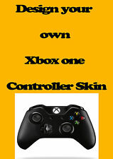 Xbox One Design Your Own Controller Skin/Sticker