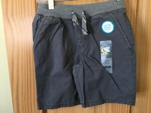 NWT Carters Boy Gray pull on Shorts Kid Toddler boy 5T,4-5,6,7,10-12,14