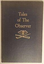 Vintage Book Tales of the Observer Jordan Marsh Centennial Edwards Boston 1950