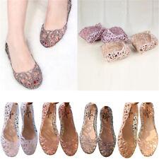 Jelly Sandals Flip-flops Summer Shoes Flat Cool Beach Slippers Women Fashion RW