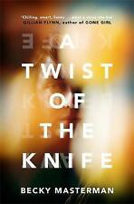 A Twist of the Knife by Becky Masterman (Hardback, 2017)