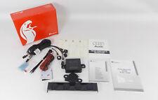 Genuine AUDI A4 B8 Negro Brillante Pintado Trasero Kit De Sensor De Reversa de estacionamiento de ayuda