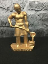 WHELAND AUTOMOTIVE INDUSTRIES 1866-2002 LAST RUN CAST IRON COMMEMORATIVE STATUE