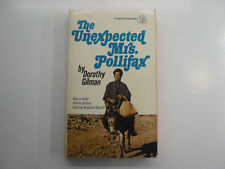The Unexpected Mrs Pollifax, Dorothy Gilman, Paperback, 1970