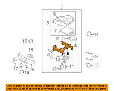 MAZDA OEM 09-13 6 Passenger Seat-Seat Adjuster GS3L88A00A