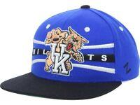 Kentucky Wildcats NCAA Zephyr Front Runner Adjustable Snapback Cap Hat