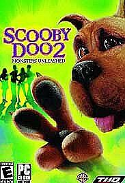 Scooby-Doo 2: Monsters Unleashed THQ PC CD-ROM GAME JC version SEALED NEW