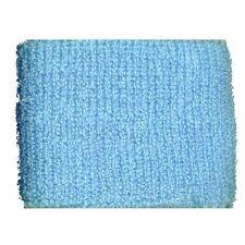 Plain Baby Blue Wristband