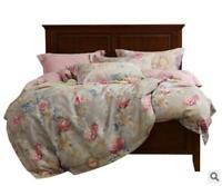 3D Vintage Peony ZHUA4062 Bed Pillowcases Quilt Duvet Cover Set Queen King Zoe