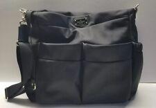 Kate Spade Adamson Diaper Bag Black Nylon