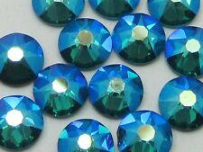 40ss BLUE ZIRCON SHIMMER Swarovski rhinestones 12pcs