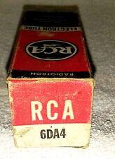 NOS RCA 6DA4 (6DM4A) vacuum tube radio TV valve TESTED