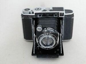 Zeiss Ikon Super Ikonta Messsucherkamera mit Tessar 1:2,8 f= 8 cm - 1950