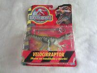 Hasbro:  2000 Jurassic Park III:  Velocirraptor NIP
