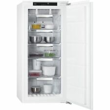 AEG ABB81216NF A+ Rated 60cm Integrated Frost Free Freezer in White
