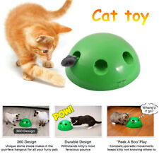 New listing Pop N'Play Cat Toy Funny Carnival Game For Kitty Pet New