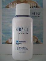 Obagi Nu-Derm Foaming Gel 6.7 oz Brand New Sealed
