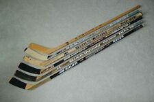 ROB BLAKE - HOF KINGS Game Used Hockey Stick w/ COA 11TH ALL TIME GOALS / D-MAN