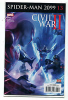 Spider-Man 2099 - Civil War ll #13 NM David Sliney Rosenberg Marvel Comics MD 11