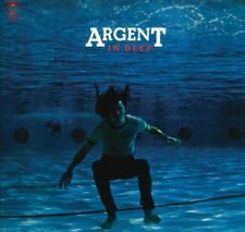 ARGENT - IN DEEP  CD NEUF