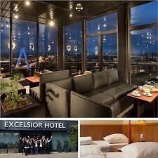 3 Tage Kurzreise Sky View Rhein Neckar 3★ Hotel Excelsior Ludwigshafen Mannheim