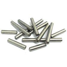 3mm 4mm 5mm 6mm 8mm 10mm Metric Steel Dowel Pins A2 Stainless Steel Dowels DIN7