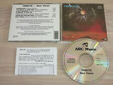 TRIBUTE CD - NEW VIEWS / ARC in MINT