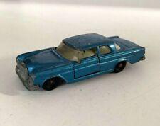 Vintage MATCHBOX Mercedes 300 SE Series No. 46 Color Blue
