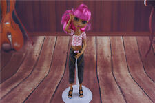 Monster High Doll Outfit Accessory Flower Pattern Short Sleeve Girls Clothes