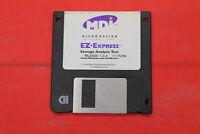 "Windows Micro Ez Express Storage Tool 3.5"" Floppy Disk Disc Software Apple Mac"