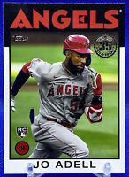 JO ADELL 2021 Topps Series 1 1986 Topps ROOKIE RC #86B-90 - ANGELS🔥🔥📈📈