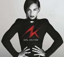 Girl On Fire - Alicia Keys CD RCA