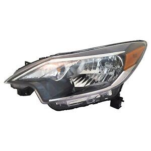 FITS NISSAN VERSA NOTE 2017-2019 LEFT DRIVER HEADLIGHT HEAD LIGHT LAMP
