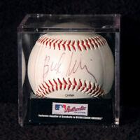 Bud Selig Autograph Signed Baseball - MLB Major League Baseball Commissioner