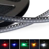 0402 LED SMD SMT Leuchtdioden Licht Rot Grün Blau Gelb Weiß 5Farben Emitting A3