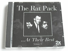 The Rat Pack - ...At Their Best Volume 1 (CD Album) Used very good