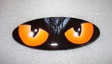 Ford emblema con ojos gatos aerógrafo vívido roja Kitty Eyes B