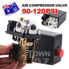 90-120PSI Solid Air Compressor Switch Pump Pressure Control Valve Heavy Duty