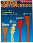 Guitar Identification Buch Reference Guide for Gibson Fender Gretsch Martin for sale
